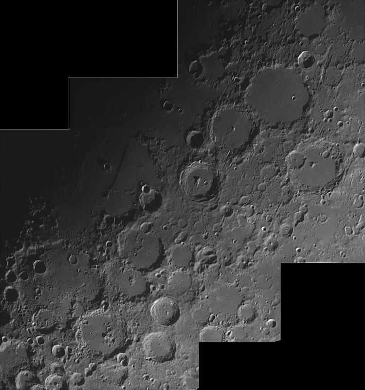 La Lune (le Mur droit) en mai 2019