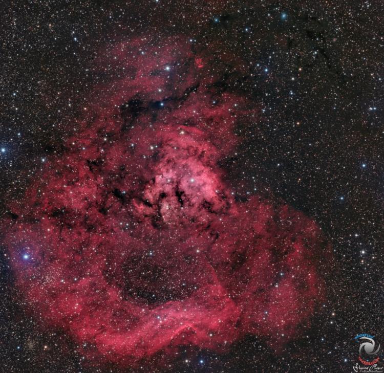 La Nébuleuse SH2-171 / NGC-7822