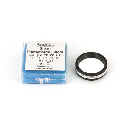 Filtre CCD SLOAN Y (950/1058nm) Astrodon coulant 31,75mm