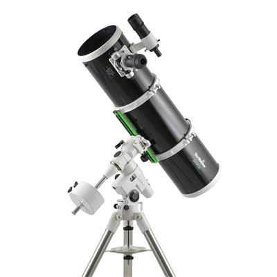 Télescope Sky-Watcher 200/1000 Dual Speed sur NEQ5 Black Diamond