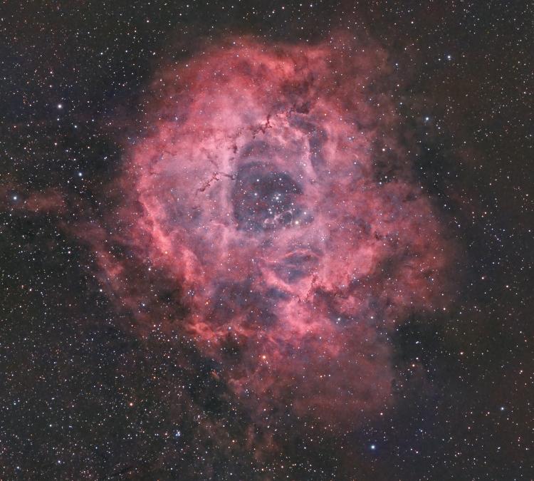 La Nébuleuse de la Rosette NGC2237