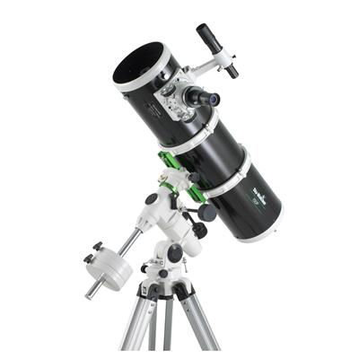 Télescope Sky-Watcher 150/750 sur EQ3-2 Black Diamond