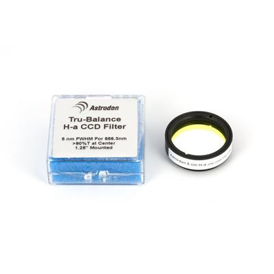 Filtre CCD H-alpha 5nm Astrodon coulant 31,75mm