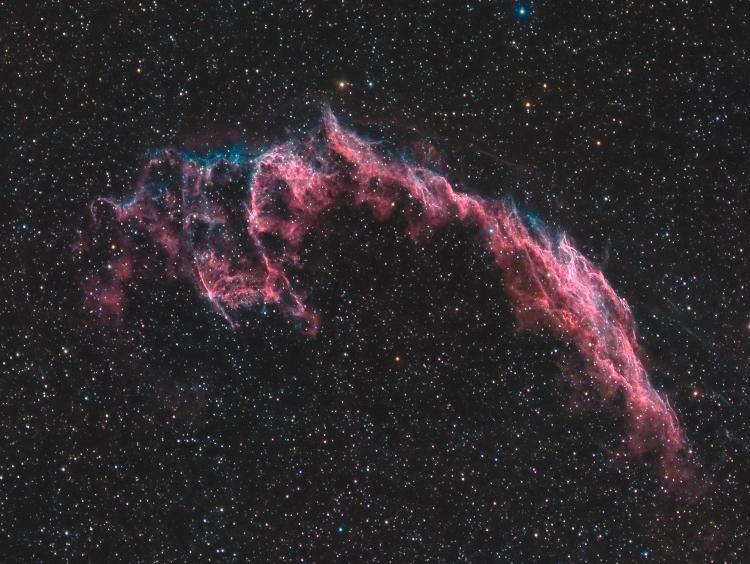 Grande Dentelle du Cygne NGC6992