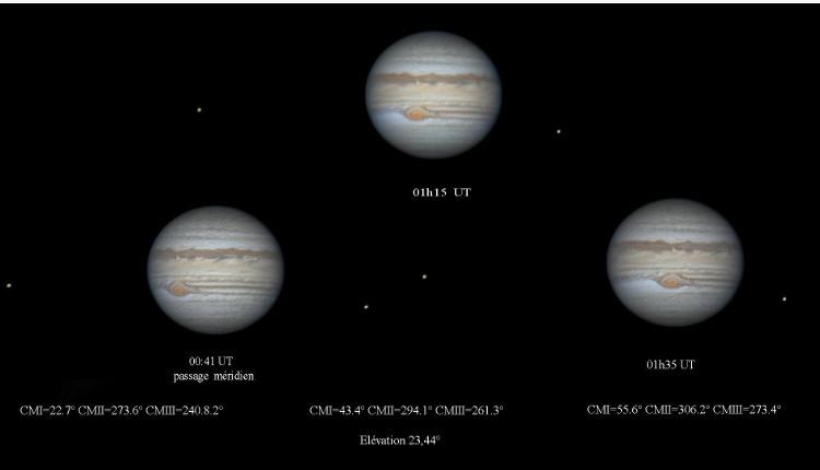 Jupiter le 30 mai 2019