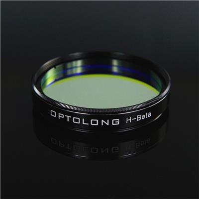 Filtre H-Beta 25nm Optolong coulant 50,8mm